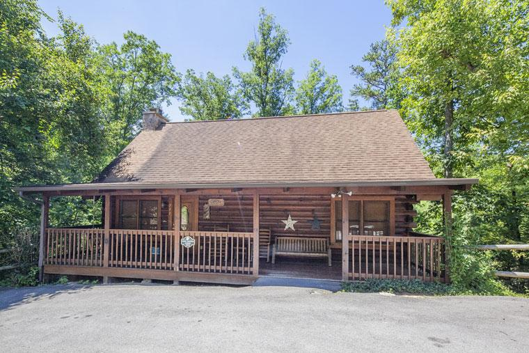 ER252 - COAL MINERS CABIN - Image 1 - Pigeon Forge - rentals