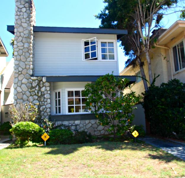Front of the home - Coastal Breeze - steps to Windansea Beach - La Jolla - rentals