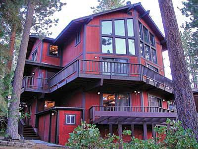 Gorgeous House in Lake Tahoe (003a) - Image 1 - Lake Tahoe - rentals