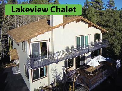 Nice House in Lake Tahoe (106a) - Image 1 - Lake Tahoe - rentals