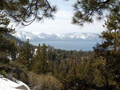 Nice House with 2 Bedroom & 2 Bathroom in Lake Tahoe (159a) - Image 1 - Lake Tahoe - rentals