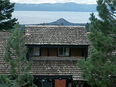 Wonderful House with 2 Bedroom, 2 Bathroom in Lake Tahoe (239a) - Image 1 - Lake Tahoe - rentals