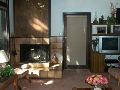 Amazing House with 2 BR, 1 BA in Lake Tahoe (353b) - Image 1 - Lake Tahoe - rentals