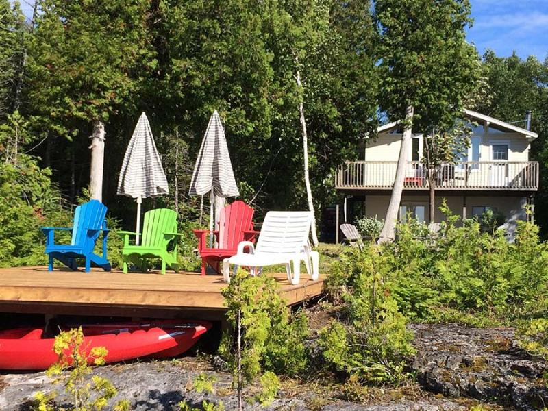 Huron Haven cottage (#993) - Image 1 - Tobermory - rentals