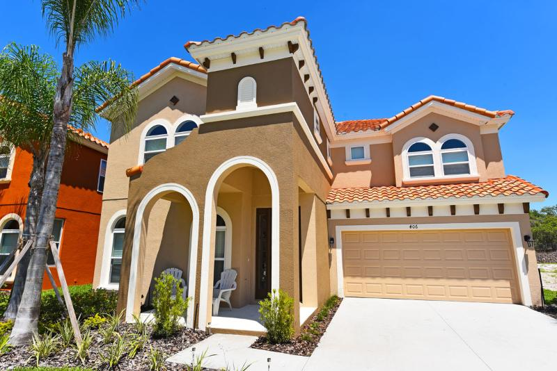 6Bd 5Bth Watersong Beauty,Pool,GmRm,WiFi Frm$150nt - Image 1 - Orlando - rentals