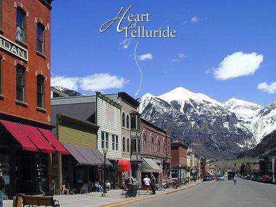 Heart of Telluride Penthouse (3 bedrooms, 3.5 bathrooms) - Image 1 - Telluride - rentals