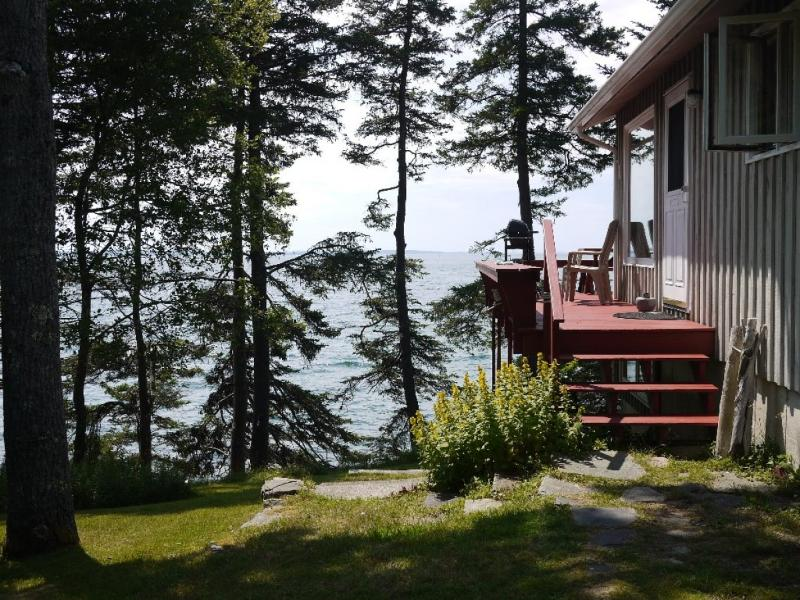 Reed Shore Cottage - Image 1 - Bass Harbor - rentals