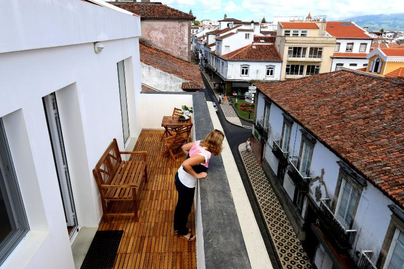 Apartments in the historic center of the city of P - Image 1 - Ponta Delgada - rentals