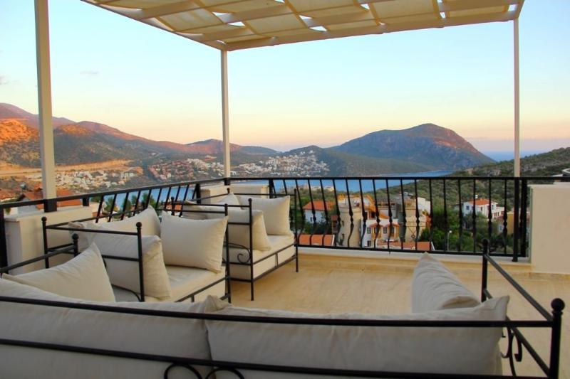 Sunset Villa - Image 1 - Kalkan - rentals