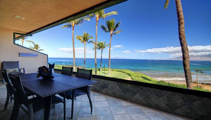 MAKENA SURF RESORT, #E-202 - Image 1 - Wailea - rentals