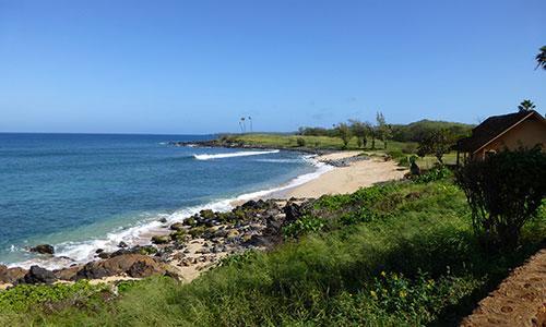 Gorgeous morning stroll to the beach - Kepuhi Beach Resort 1216 - Maunaloa - rentals