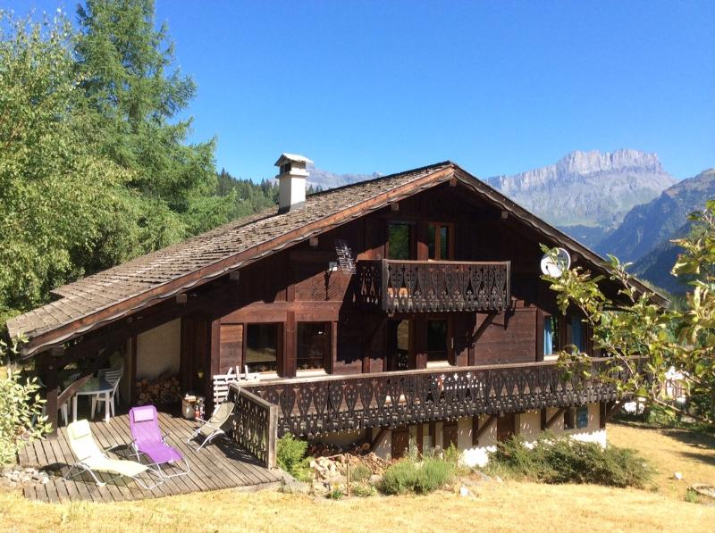 Chalet in Les Houches Mont-Blanc 3* - Image 1 - Les Houches - rentals