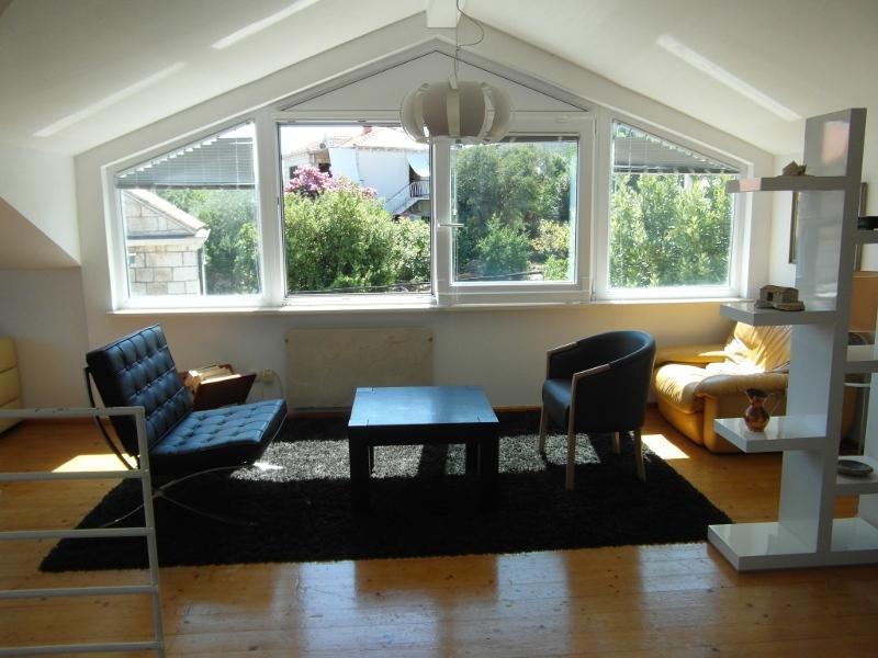 Upper floor living room - Apartment Keti Korcula - Korcula Town - rentals