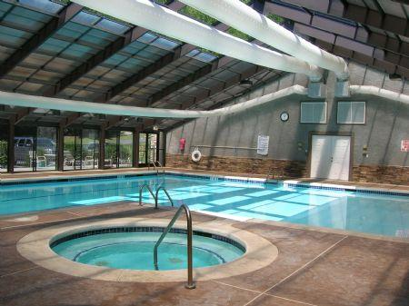Indoor Pool - Timbers P-2 - Boone - rentals