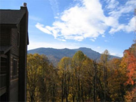 Beautiful Grandfather Mountain View  - Shadow Mountain Cabin - Banner Elk - rentals