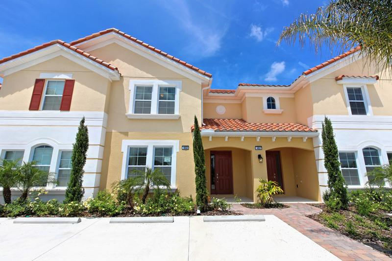 4Bd TownHome w/Pvt Pool, Solterra Resort-Frm$150nt - Image 1 - Orlando - rentals