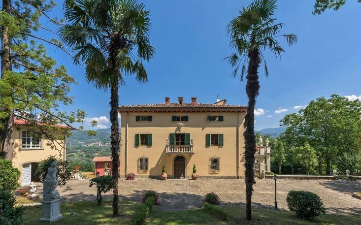 Villa Garfagnana 16 - Image 1 - Camporgiano - rentals