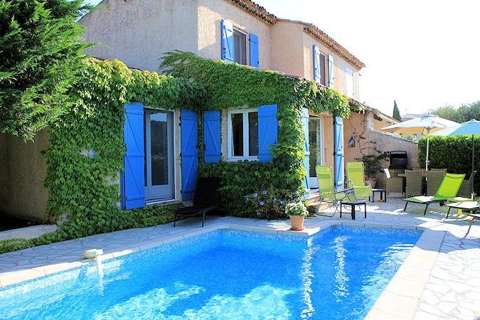 Esterel, St Jean-de-Cannes Var, Villa 6p, private pool, 5 ml from the beach - Image 1 - Saint-Jean-de-Cannes - rentals