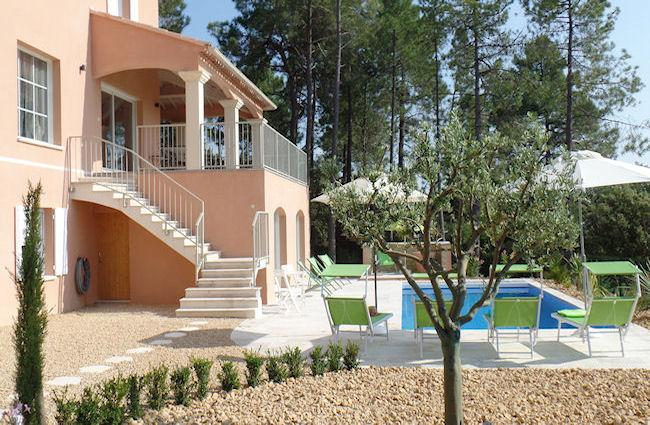 Vaison-La-Romaine, Villa 10p in the vineyards, exceptional comfort - Image 1 - Mérindol-les-Oliviers - rentals