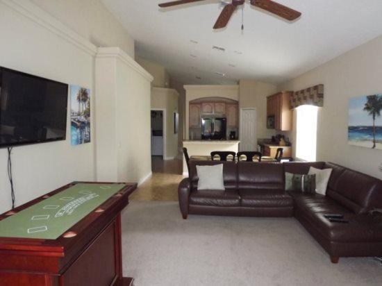 Stunning 4 Bedroom 3 Bathroom Pool Home. 553LDC - Image 1 - Orlando - rentals
