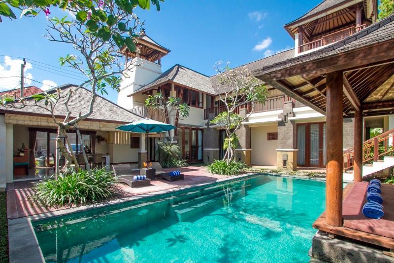 Luxury 5 Bedroom Villa, Near Echo Beach-Canggu - Image 1 - Canggu - rentals