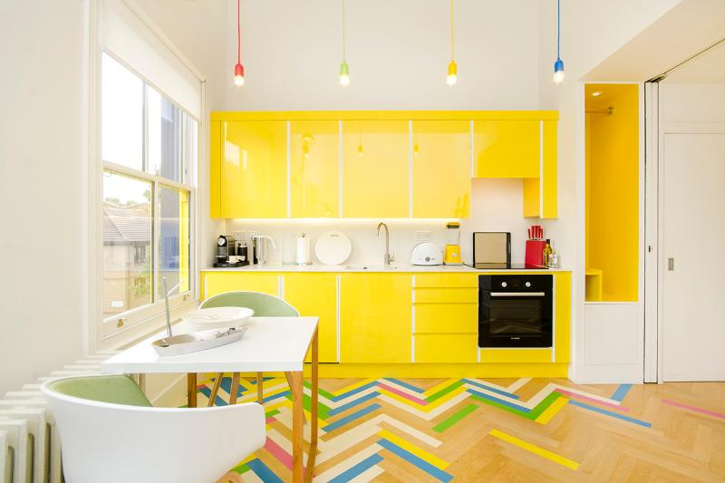 Colorful 1 Bedroom Apartment in Notting Hill - Image 1 - London - rentals