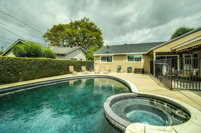 Pirate-themed home w/private pool & hot tub near Disneyland! - Image 1 - Anaheim - rentals