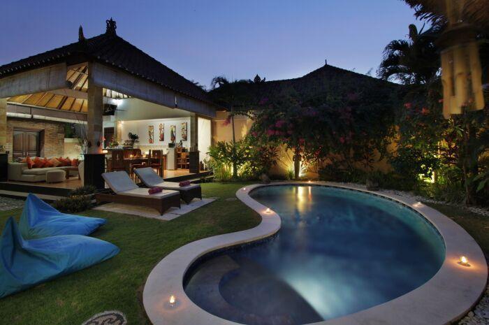 Beautiful and Comfy villa  Seminyak Oberoi 2BR - Image 1 - Seminyak - rentals