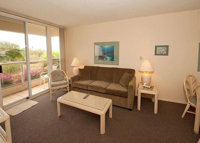 FALL SPECIALS! Comfortable 2-Bedroom Condo Across from Kamaole Beach 2 - Image 1 - Kihei - rentals