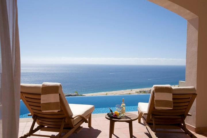 Just relax by this villa's pool and take in the beautiful views - Gorgeous Villa in Cabo in February AND Great Golf - Cabo San Lucas - rentals