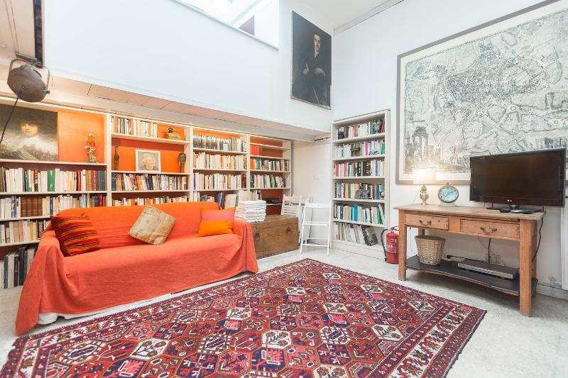 The Living Room 2 - Navonaloft, unique place in the heart of Rome - Rome - rentals