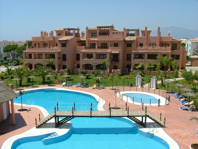 Hacienda del Sol Penthouse - Image 1 - Marbella - rentals
