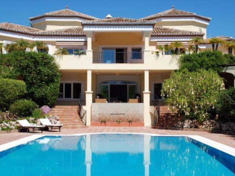 Villa Brown San Pedro - Image 1 - Marbella - rentals