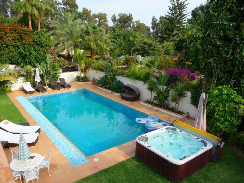 Villa Cortijo Blanco Beach - Image 1 - Marbella - rentals