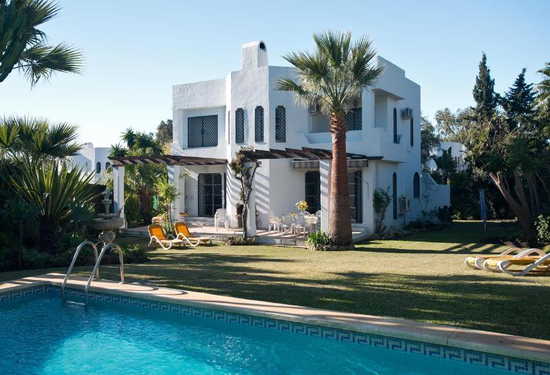 Villa June - Image 1 - Marbella - rentals
