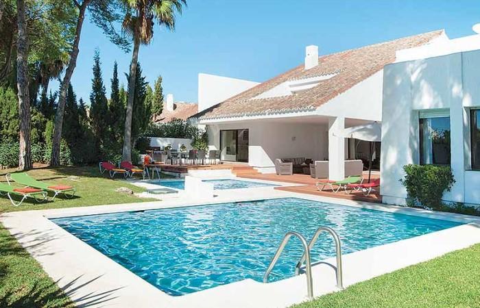 Villa Sala VII - Image 1 - Marbella - rentals