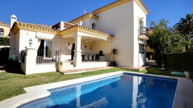 Villa Virgina Bahia Marbella - Image 1 - Marbella - rentals