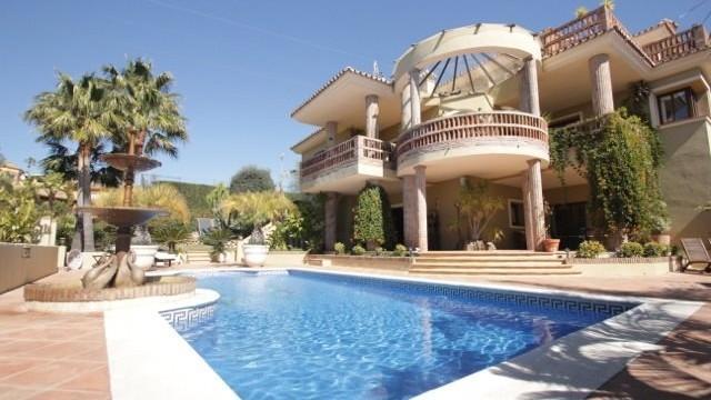 Villa Tropics - Image 1 - Marbella - rentals