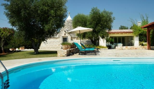 Trulli Stella with private pool and sun terrace - Exceptional 3 Bed Trulli with Pool, Puglia, Italy - Ceglie Messapica - rentals
