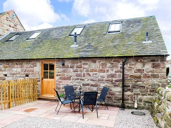 JACOB'S BARN, romantic, well-presented barn with underfloor heatina and WiFi, Oakamoor, Ref. 920744 - Image 1 - Oakamoor - rentals