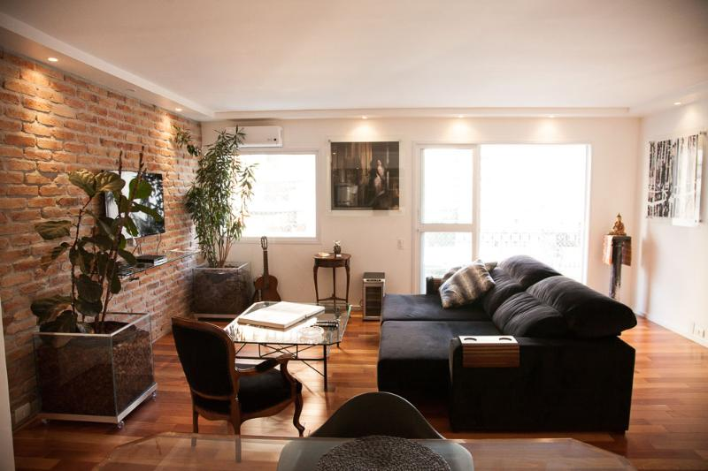 Pleasant 2 Bedroom Apartment in Itaim Bibi - Image 1 - Sao Paulo - rentals