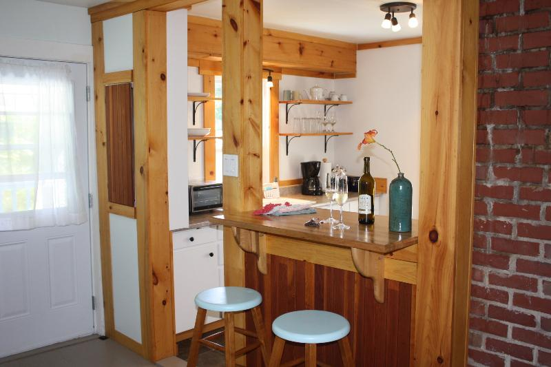 Great kitchen with all you could need. - The Cottage in Wolfville - Wolfville - rentals