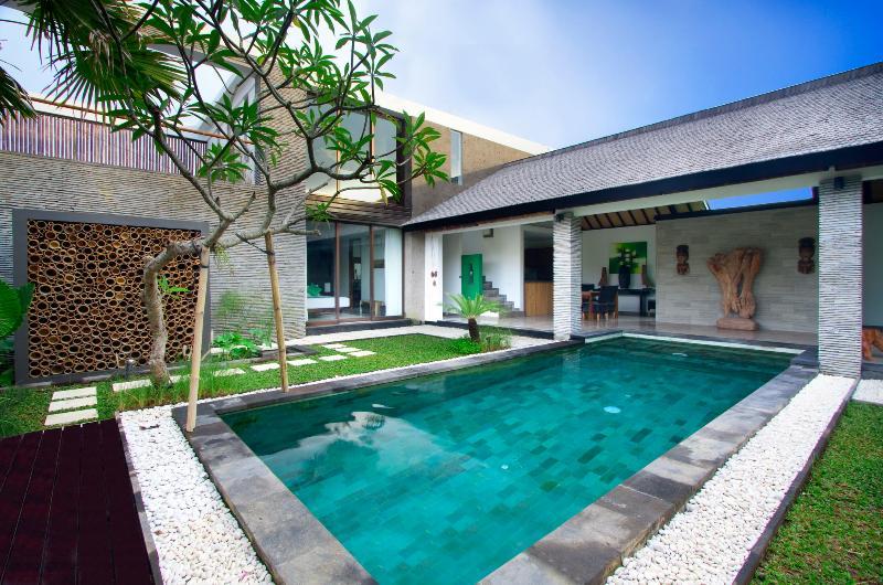 Anjali Green Luxury 2BR Villa & Pool, Petitenget - Image 1 - Seminyak - rentals