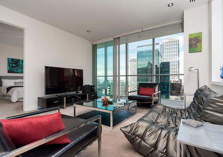 17th Floor spacious apartment - Luxury 3 Bedroom City Apartment in Stamford Residences, Auckland - Herne Bay - rentals