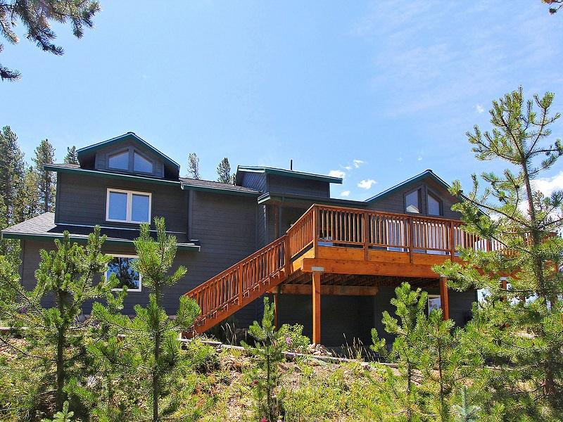 Rare three bedroom mountain home in Fraser - Looking Glass Lodge - Fraser - rentals