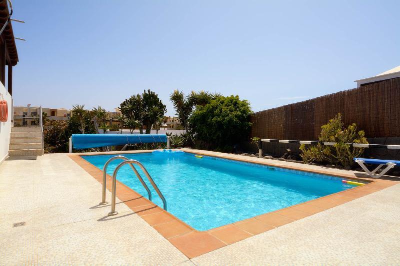 large 8m X 4 m  POOL - CASA RAUL - Villa in Playa Blanca - Playa Blanca - rentals