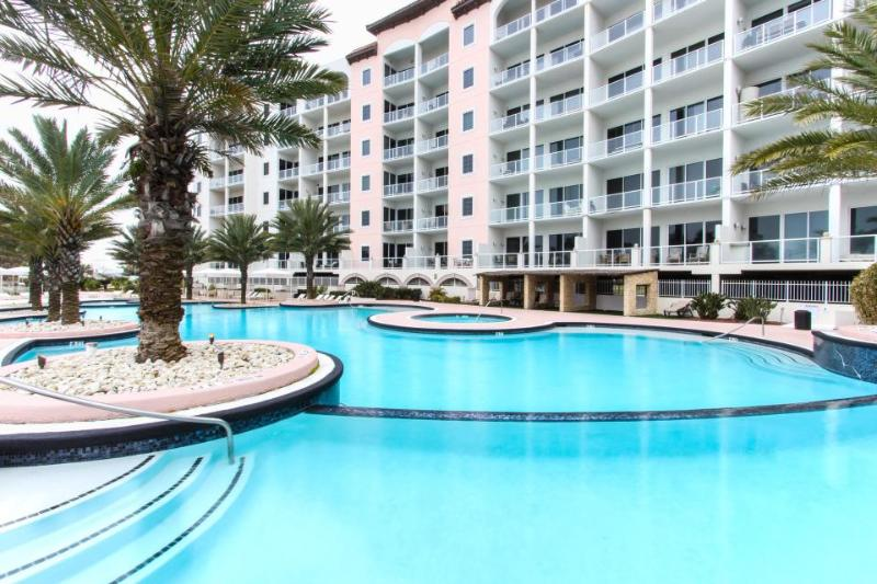 Beachfront condo w/ shared pool, hot tub, and other top resort amenities! - Image 1 - World - rentals