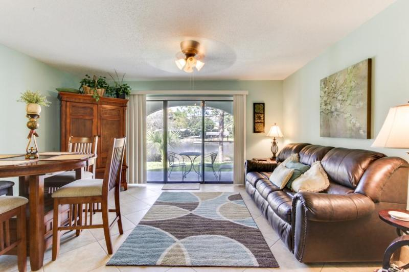 Close to the beach, w/ swimming pools, dock, tennis, & more! - Image 1 - Panama City Beach - rentals