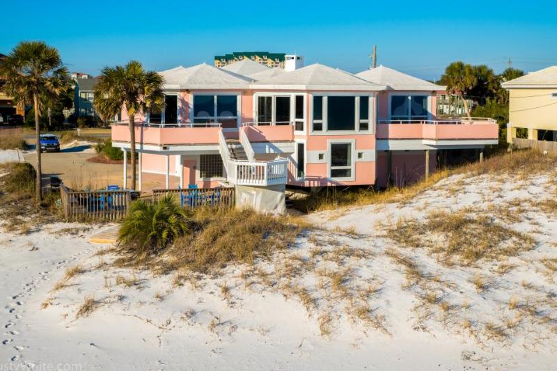 Beautiful beachfront home - dog-friendly, private beach access! - Image 1 - Destin - rentals