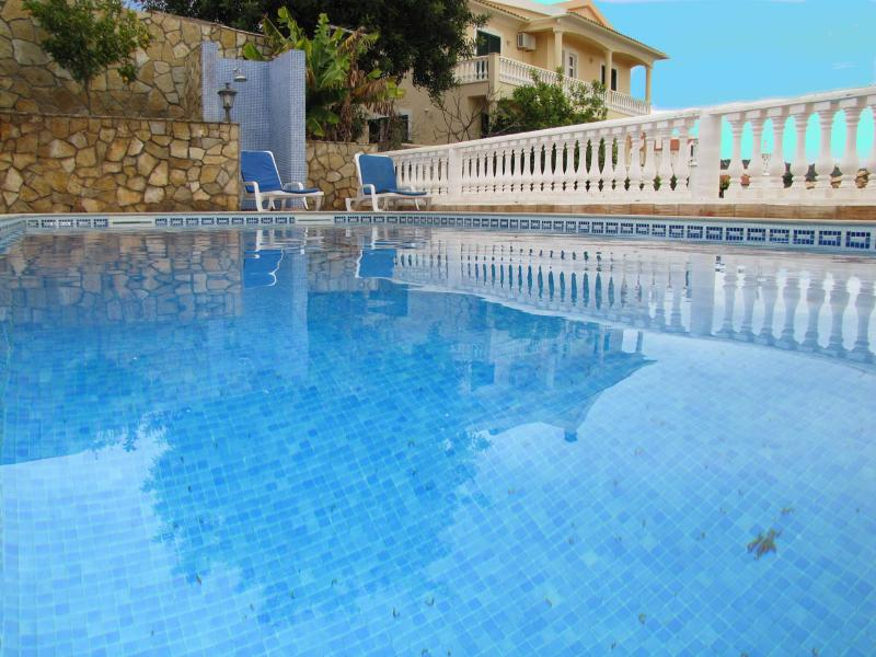Villa Isabel with Swimming Pool, Sea and Countrysi - Image 1 - Loule - rentals